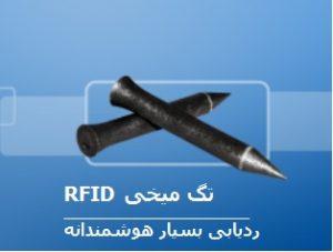 nail RFID tag تگ میخ