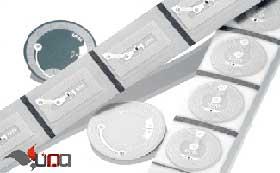 تگ قابل برنامه نویسی از خانواده RFID